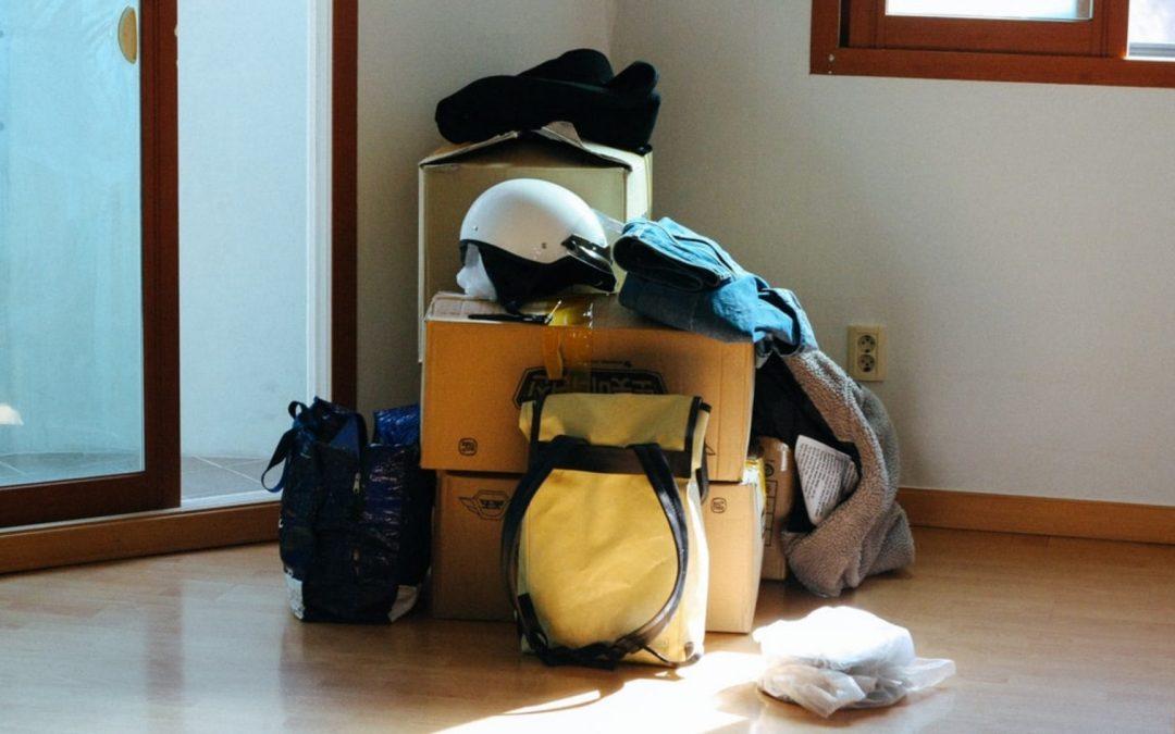 Le déménagement d'un parent séparé