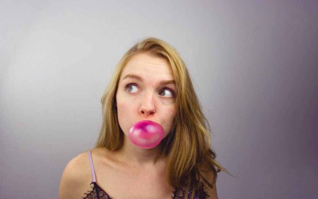 Chewing-gum et médiation